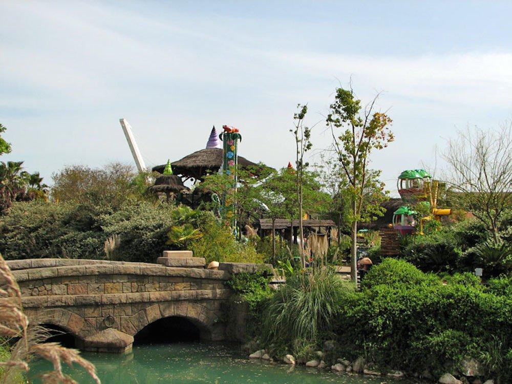 Parque temático Isla Mágica