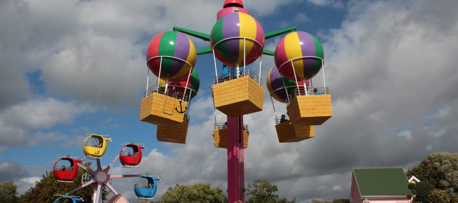 Viajar con niños: el Parque de Peppa Pig en Inglaterra