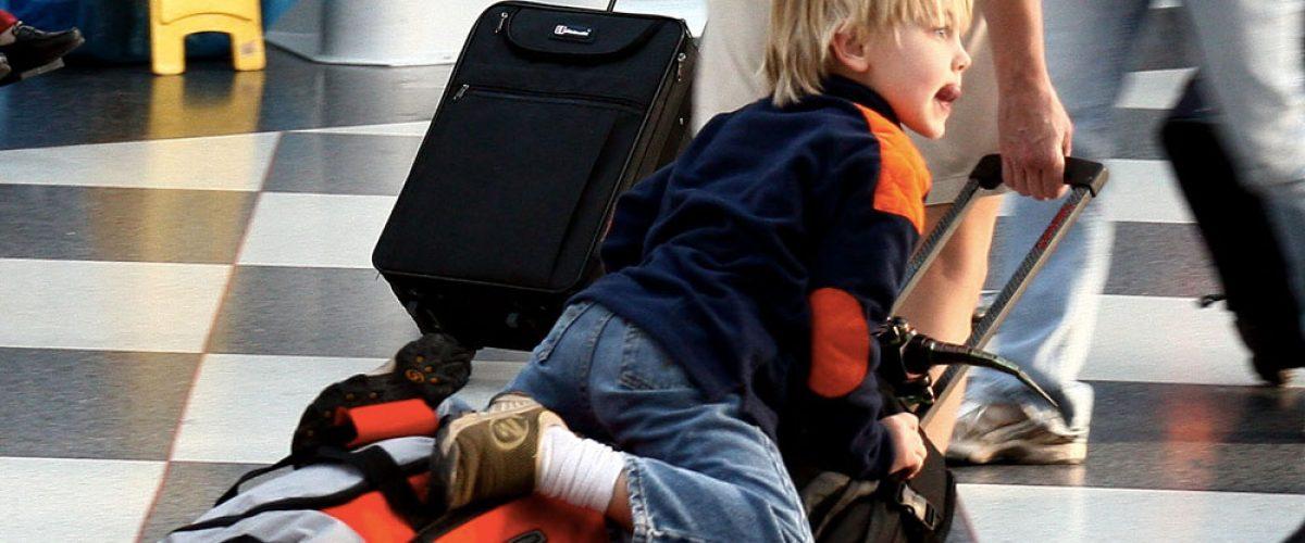 Viajar con niños, 7 consejos básicos para disfrutar