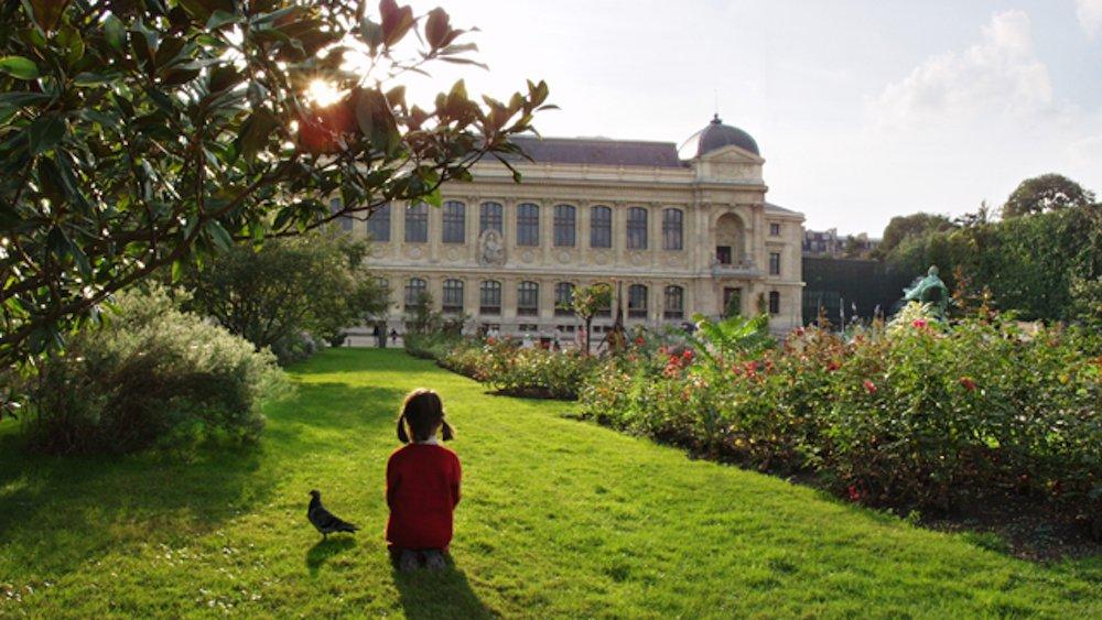 París con niños, Jardín des Plantes