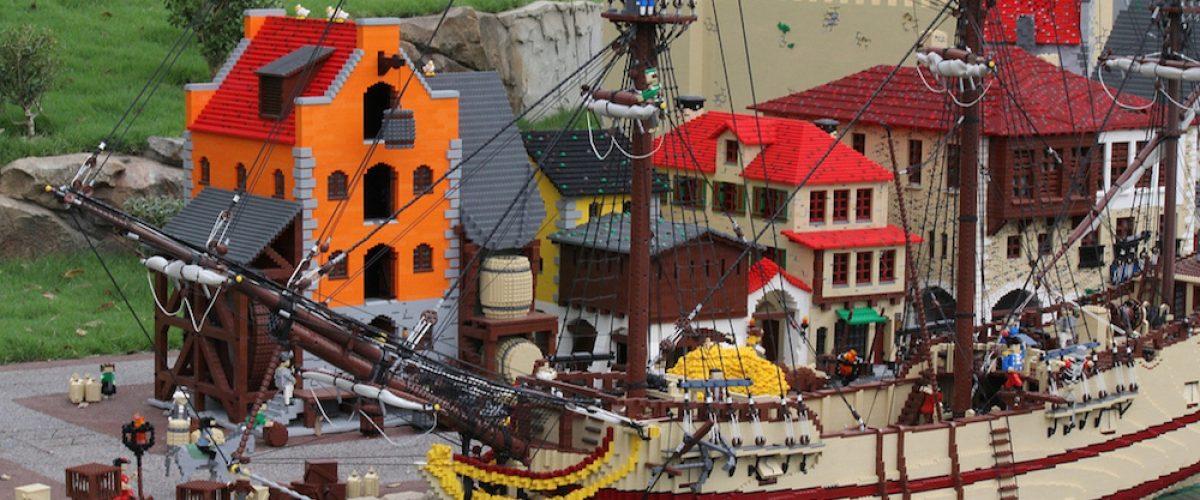 Legoland, los parques temáticos de Lego