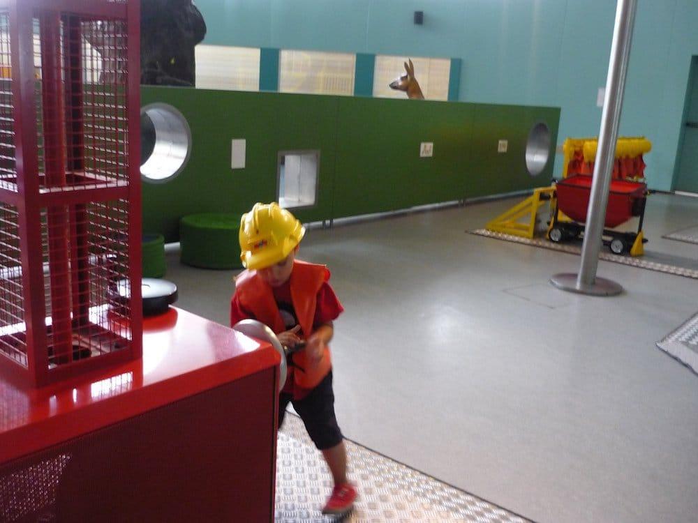 Valencia con niños, museos