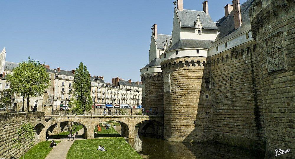 Castillos del Loira en familia