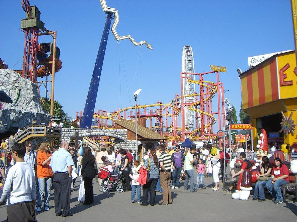 Parque de atracciones Viena