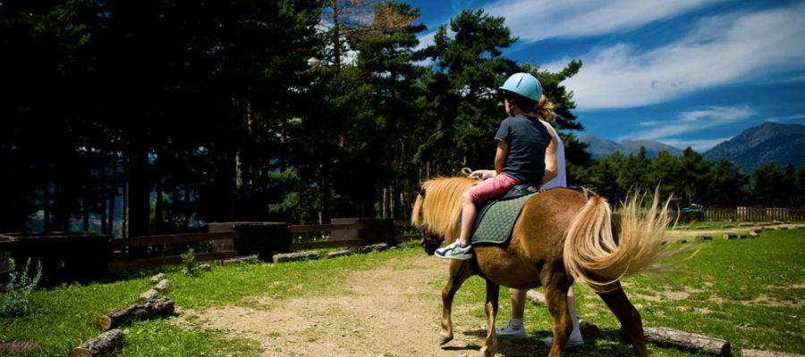 Vacaciones con niños en Andorra, ¡vacaciones en la naturaleza!