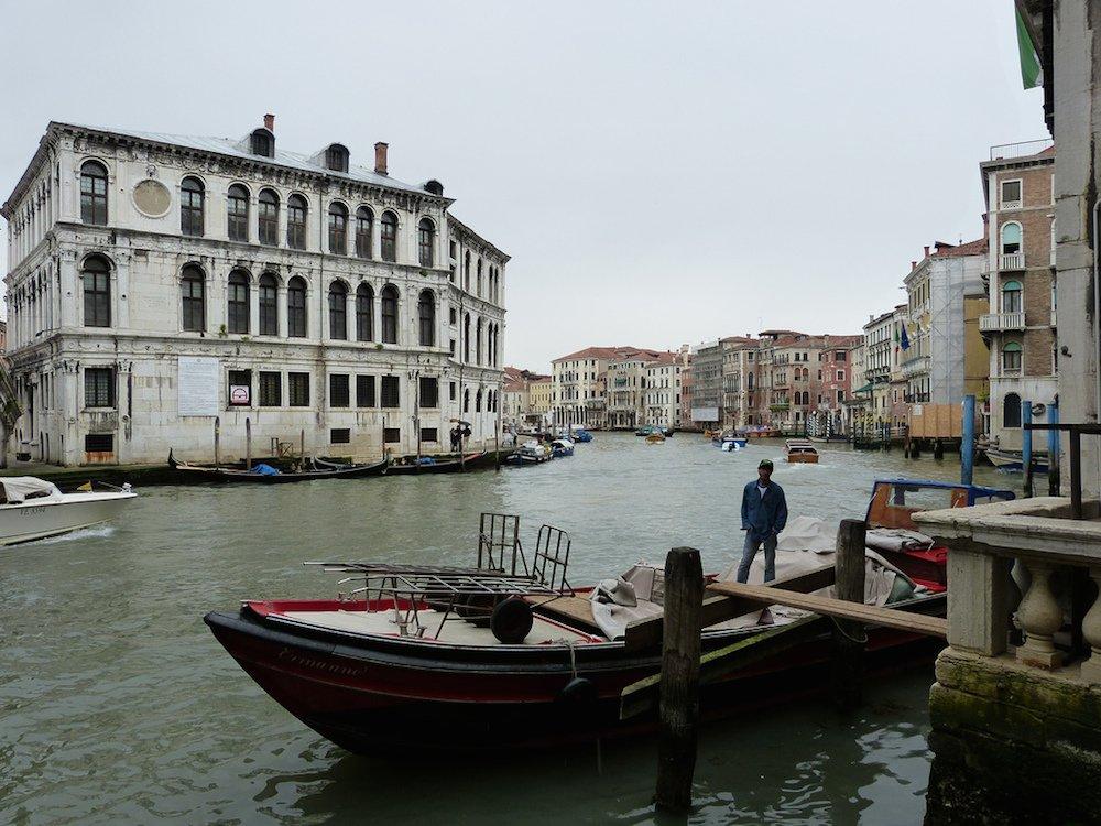 Vacaciones en Venecia con niños