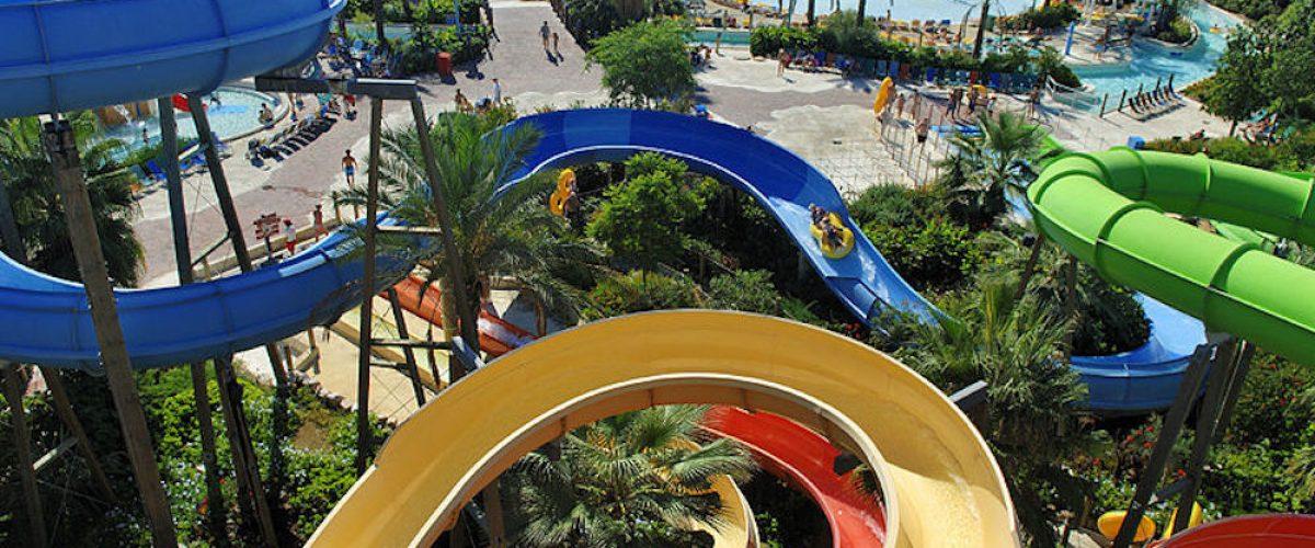 8 parques acuáticos de España