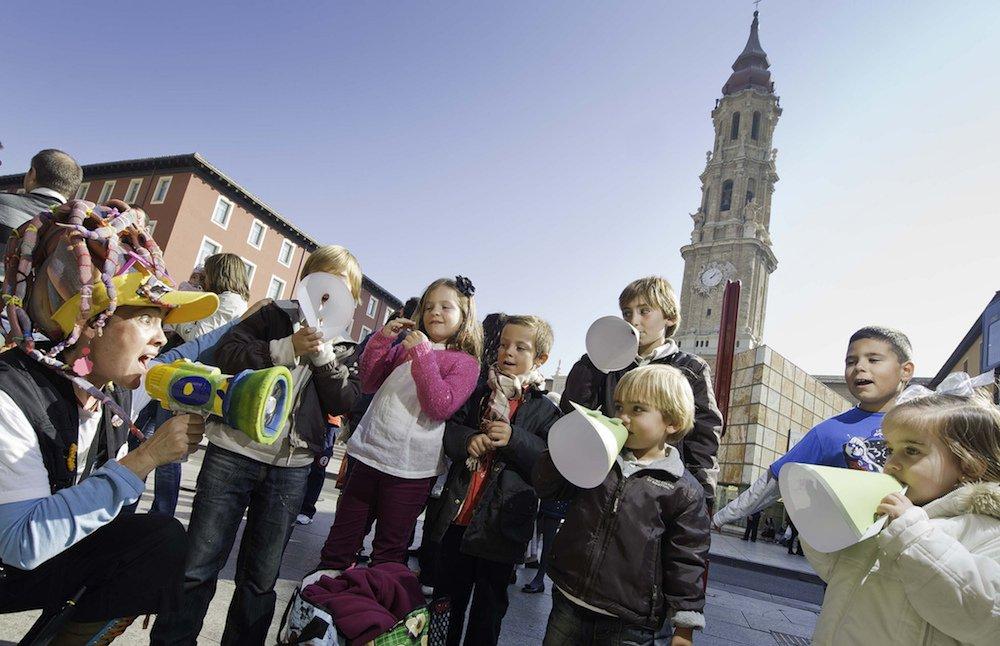 Semana santa en zaragoza planes con ni os pequeviajes for Hoteles en zaragoza con ninos