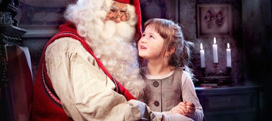 Laponia, ¡visita el pueblo de Papá Noel!