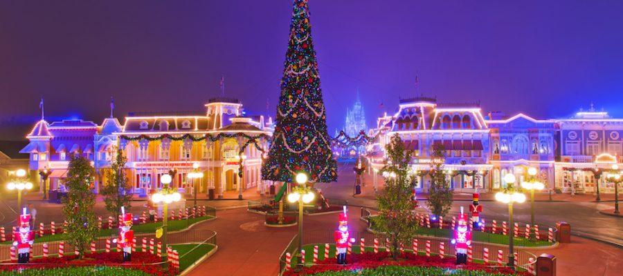 Disneyland París: una Navidad de cuento de hadas