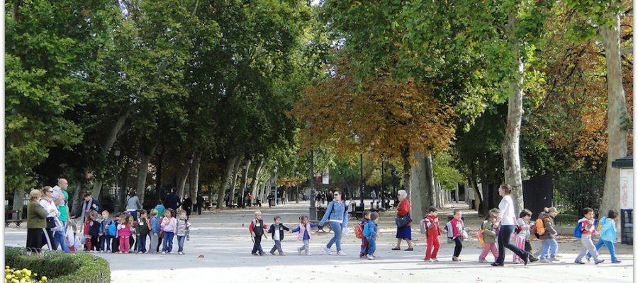 Madrid con niños, 10 planes ¡gratis!
