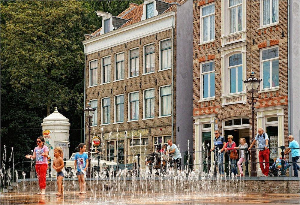 Vacaciones con niños Amsterdam