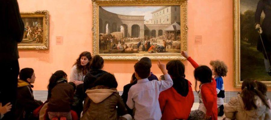 Madrid con niños: Navidad en el Museo Thyssen–Bornemisza