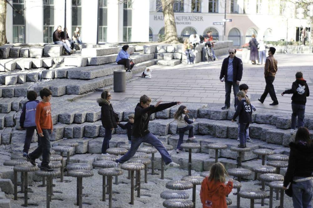 Vacaciones con niños en Munich