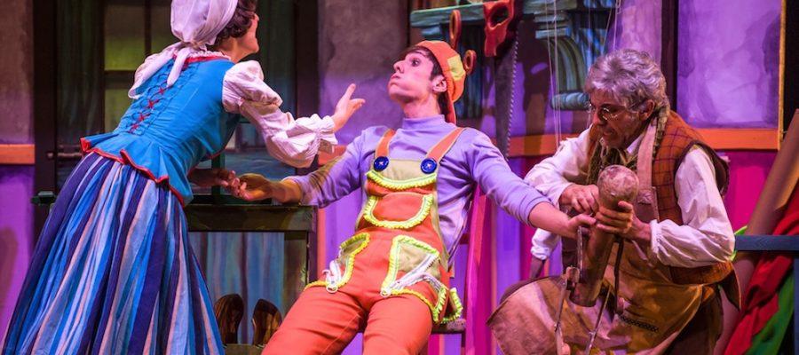¡Regalamos 4 entradas para el musical de Pinocho!