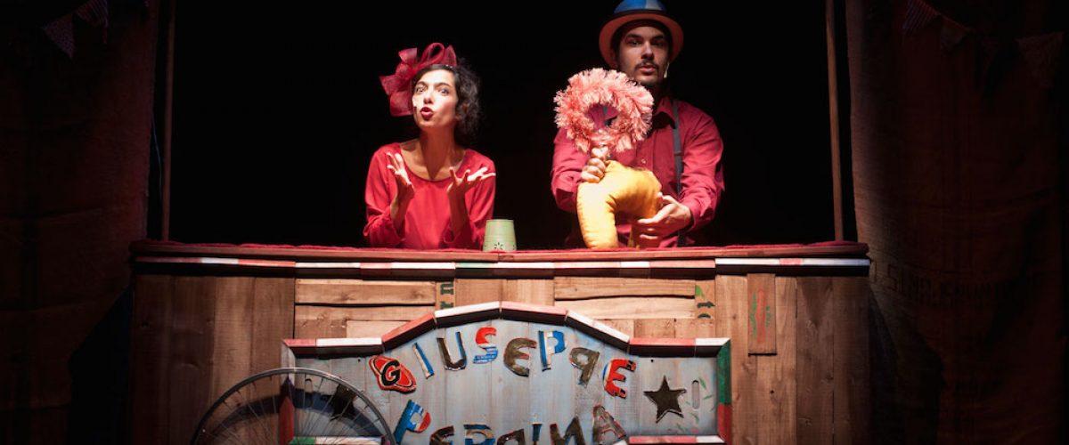 Planes con niños en Madrid: Teatralia, ¡teatro infantil!