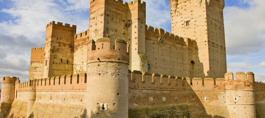 Los más bonitos castillos de España