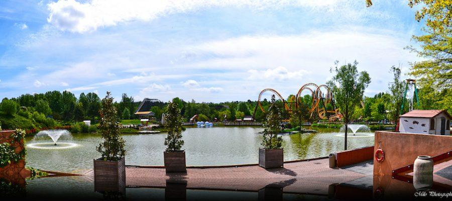 Qué ver en París con niños, ¡El Parque Astérix!