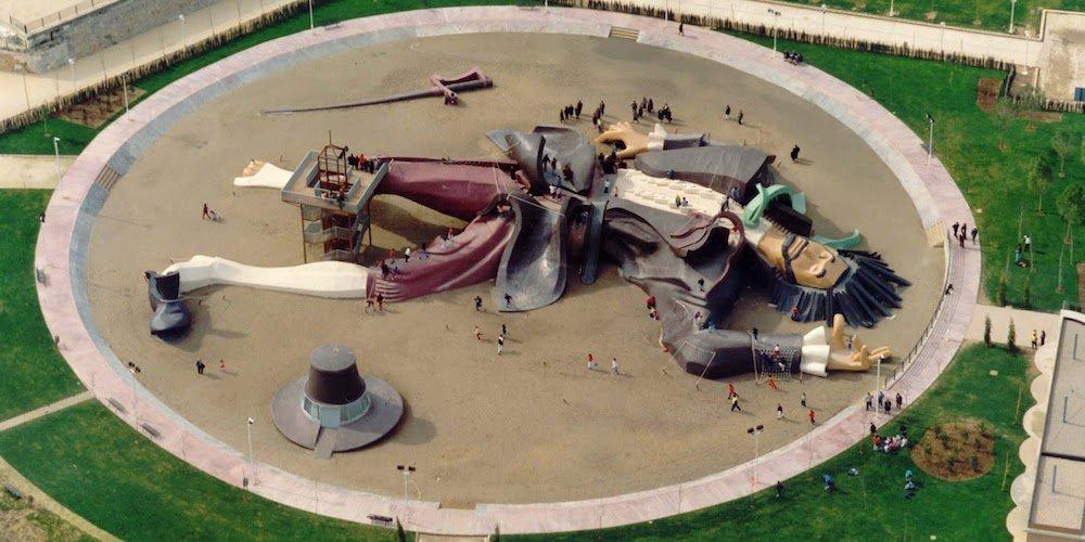 Parques infantiles en Valencia
