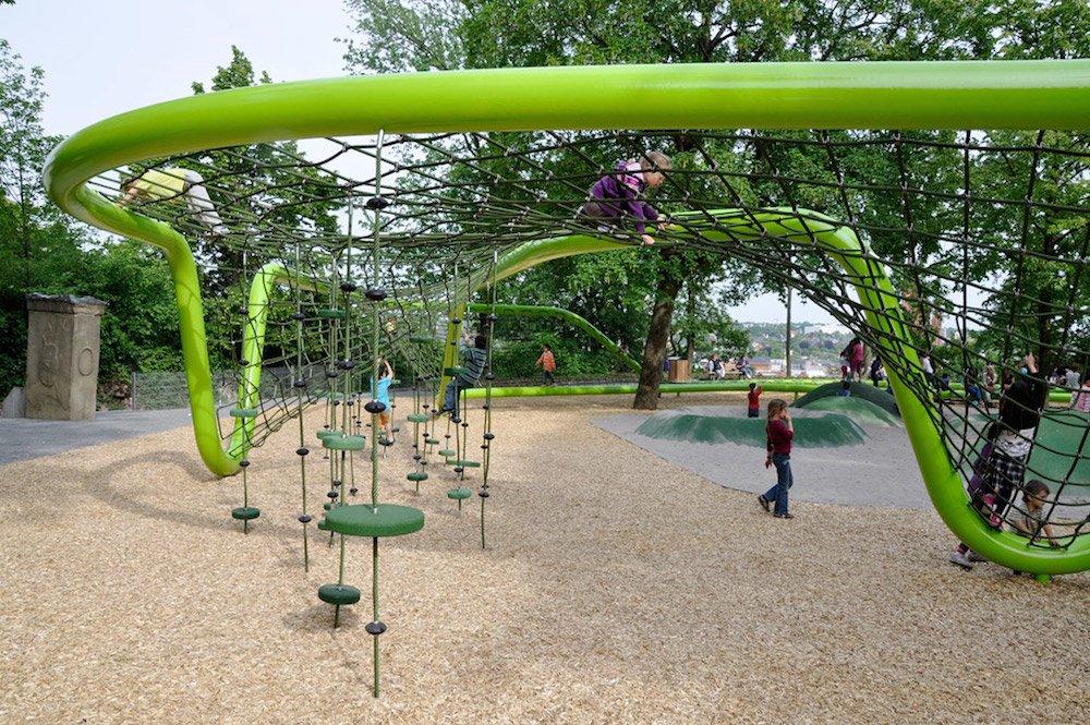 Parques infantiles en Alemania