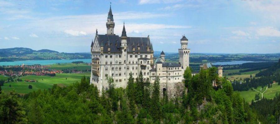 Castillo de Neuschwanstein, ¡un lugar de cuento!