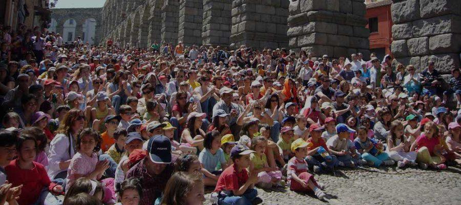 Planes con niños: Titirimundi, marionetas en Segovia