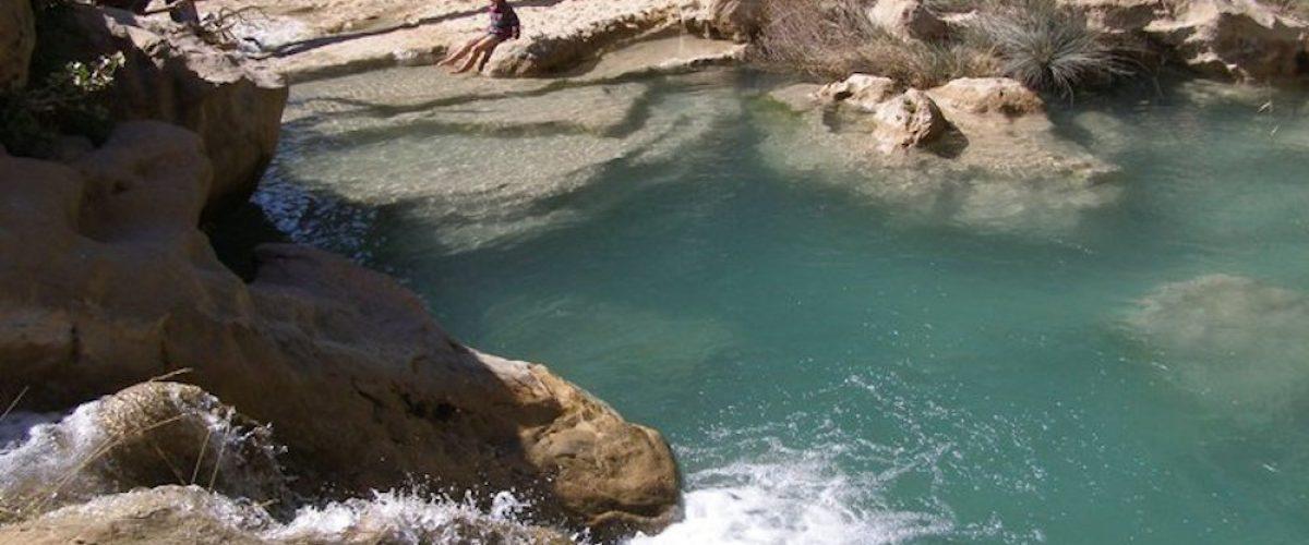 10 piscinas naturales para disfrutar en familia for Plastico para piscinas naturales