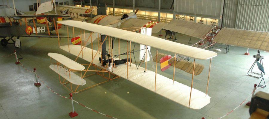Museo del Aire de Cuatro Vientos ¡a volar!