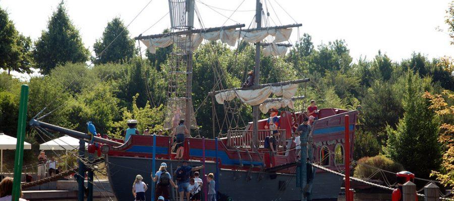 Viajar con niños: el parque temático de Playmobil