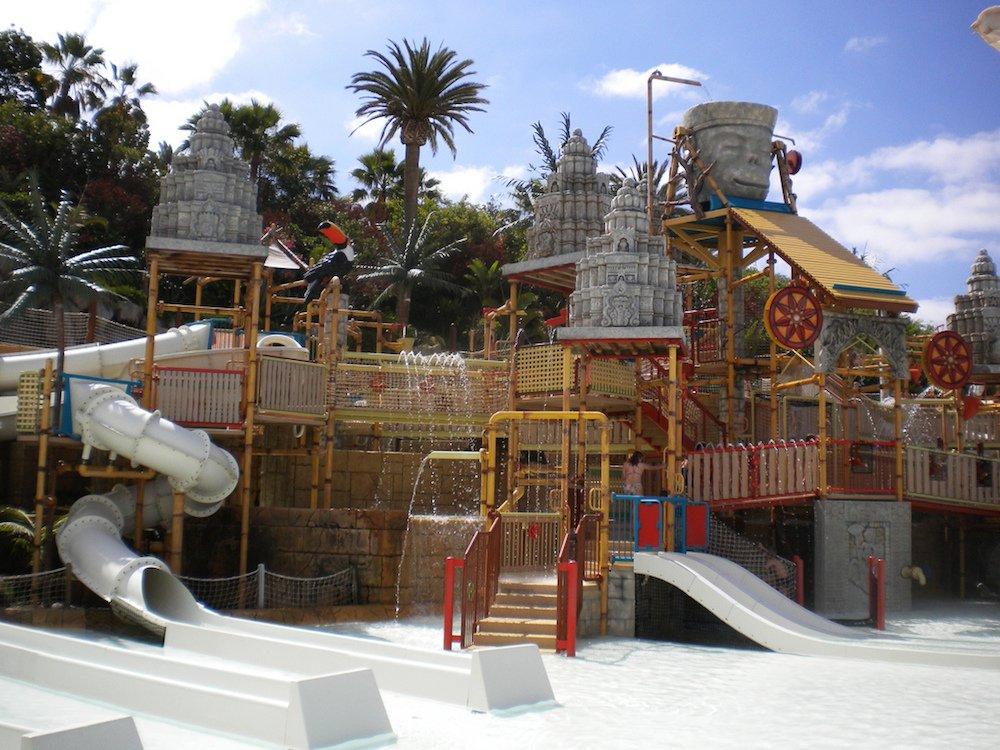Siam Park  Diversi U00f3n Acu U00e1tica En Tenerife