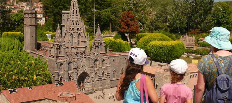 Catalunya en miniatura, ¡un parque temático especial!
