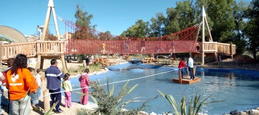 Planes con niños: Valle de los 6 sentidos en Valladolid