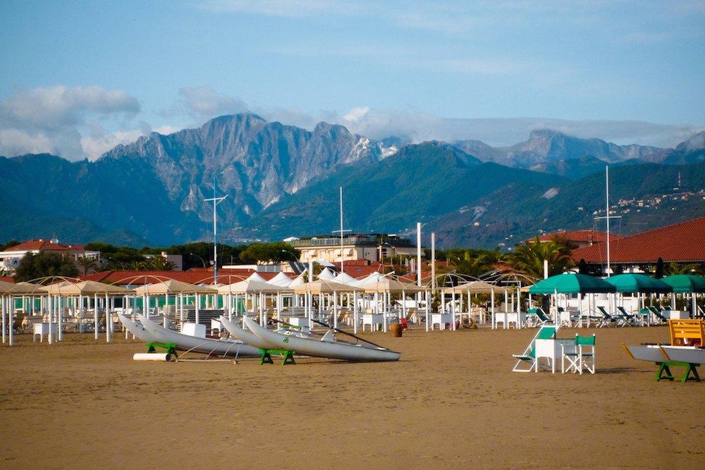 La Toscana playas con niños