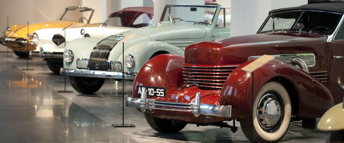 Planes con niños, Museo Automovilístico de Málaga