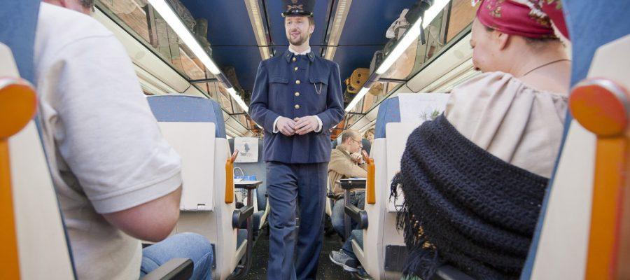 Escapadas con niños: tren turístico en Soria