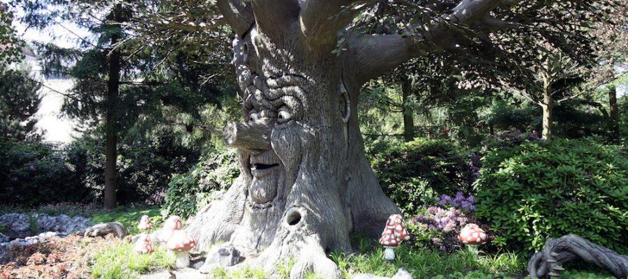 Efteling, un parque temático espectacular