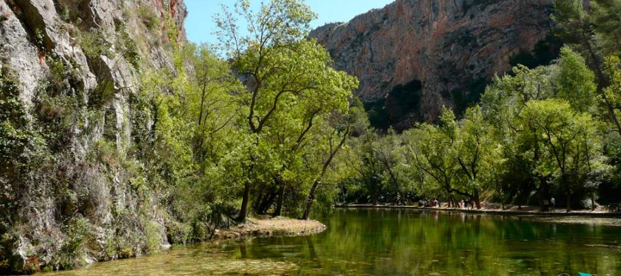 Monasterio de Piedra, un rincón natural con encanto