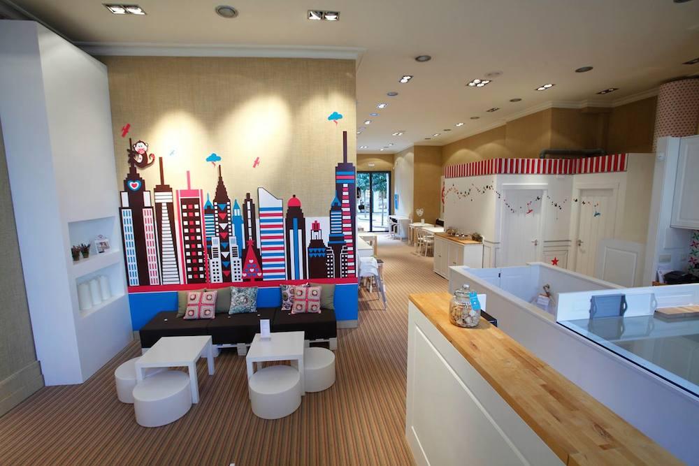 Planes con ni os 12 cafeter as para disfrutar con peques for Casa moderna vigo