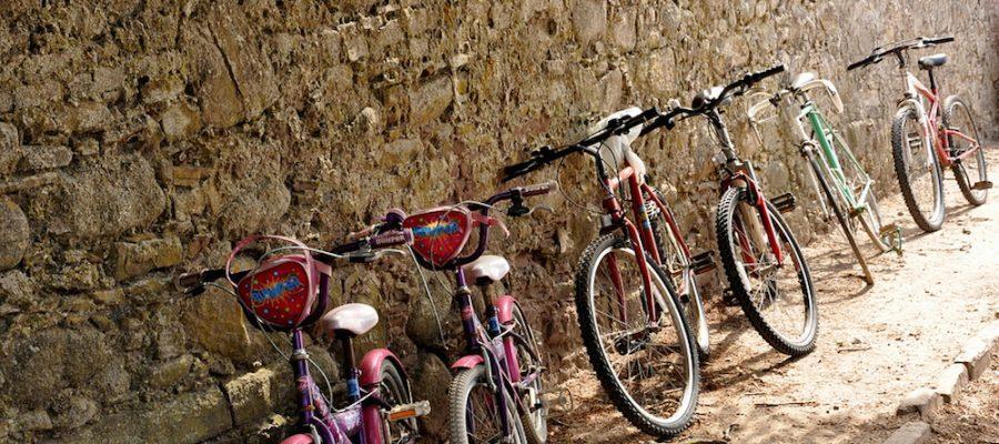 Barcelona con niños, rutas en bicicleta