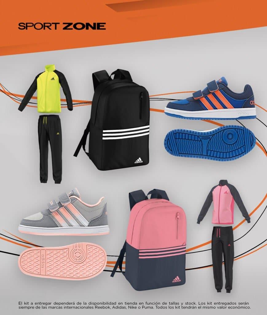 sport zone ropa deportiva