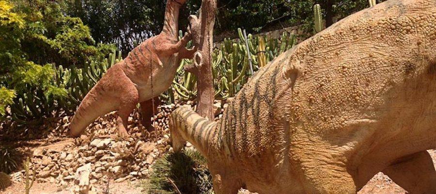 DinoPark, ¡dinosaurios en Algar!