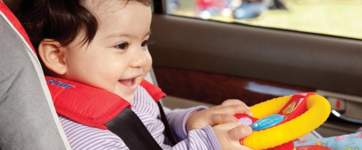 Viajar con niños: juguetes de viaje