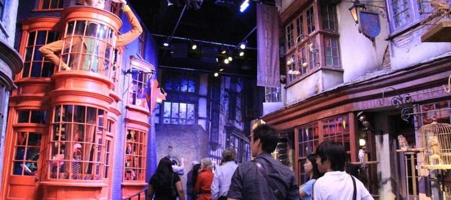 Londres con niños, el Tour de Harry Potter