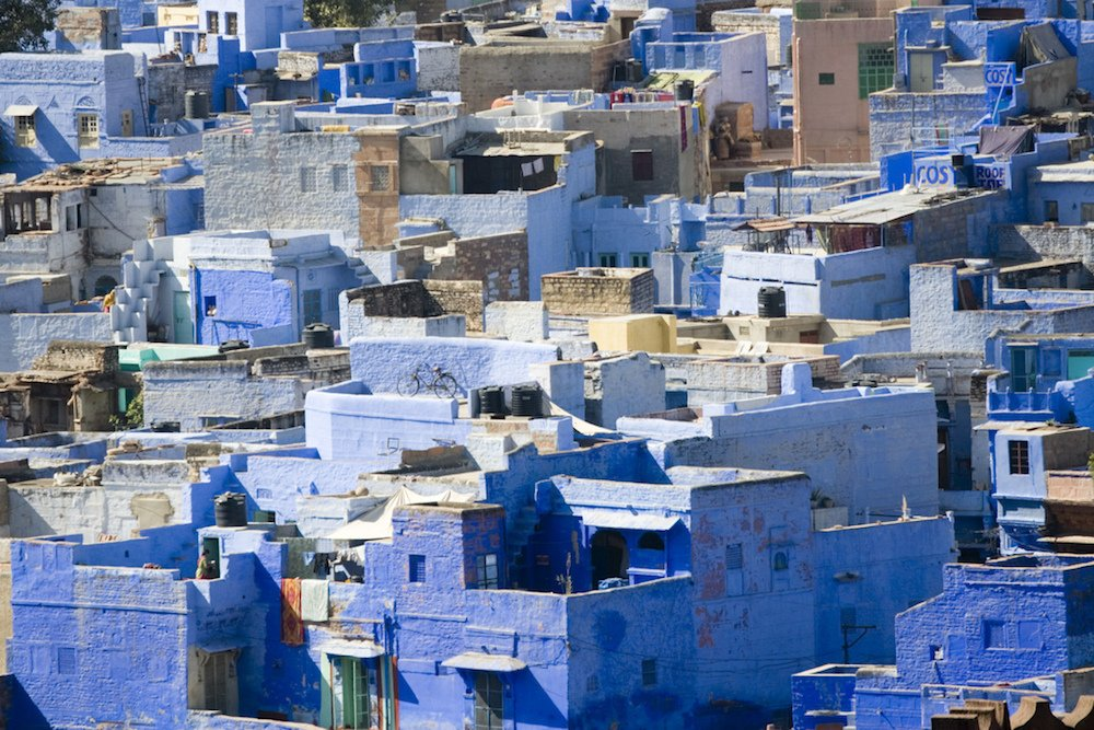 10 lugares con encanto y color alrededor del mundo - Lugares con encanto ...
