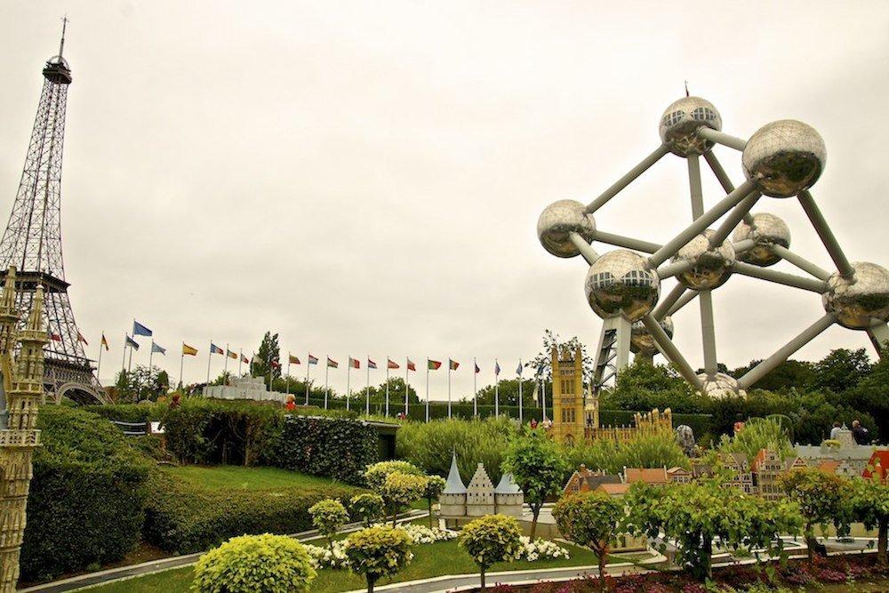 Viajar con niños a Bélgica