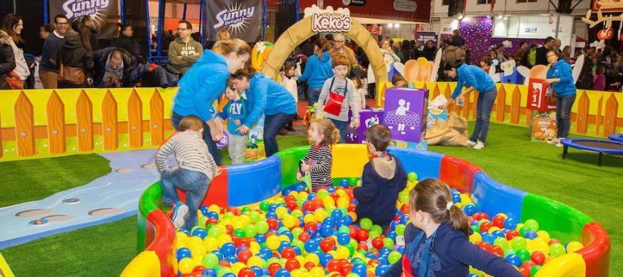 Barcelona con niños, Festival de la Infancia