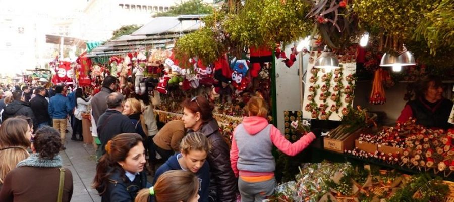 Barcelona con niños, planes en Navidad