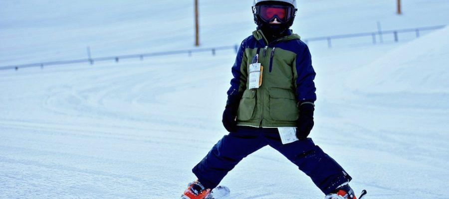 Esquiar en Andorra con niños