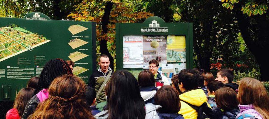 Madrid con niños. Semana de la Ciencia