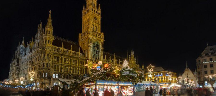 Vacaciones con niños, Navidad en Munich